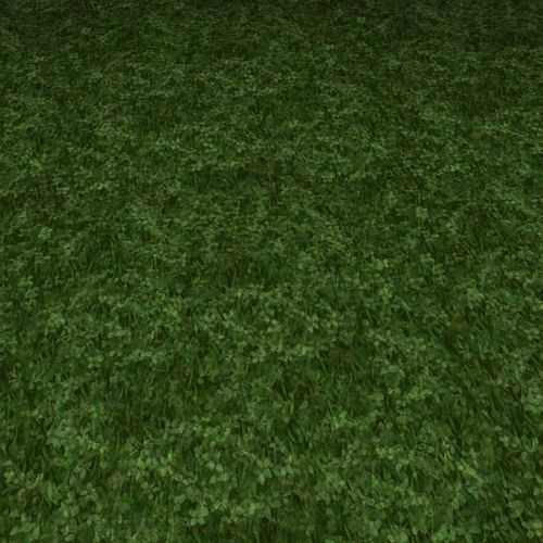 Can You Paint Floor Tiles >> ground grass tile 32 3D | CGTrader