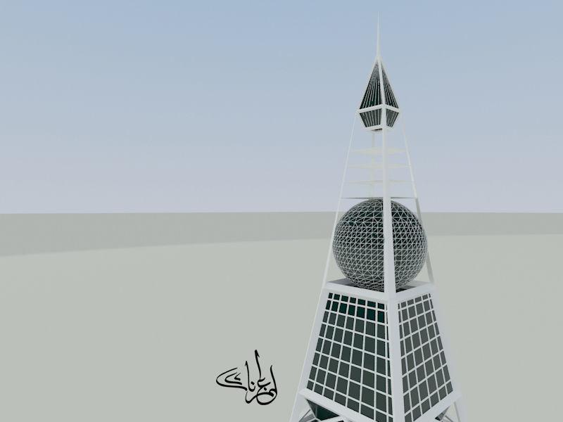 Al-Faisaliyah Tower of Riyadh