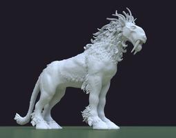 Fantasy Beast 3D printable model