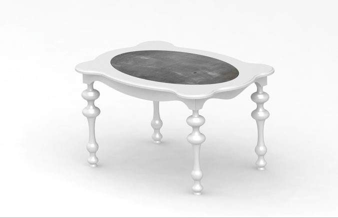 table for children 3d model max sldprt sldasm slddrw pdf 1