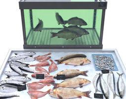 Fish counter 3D