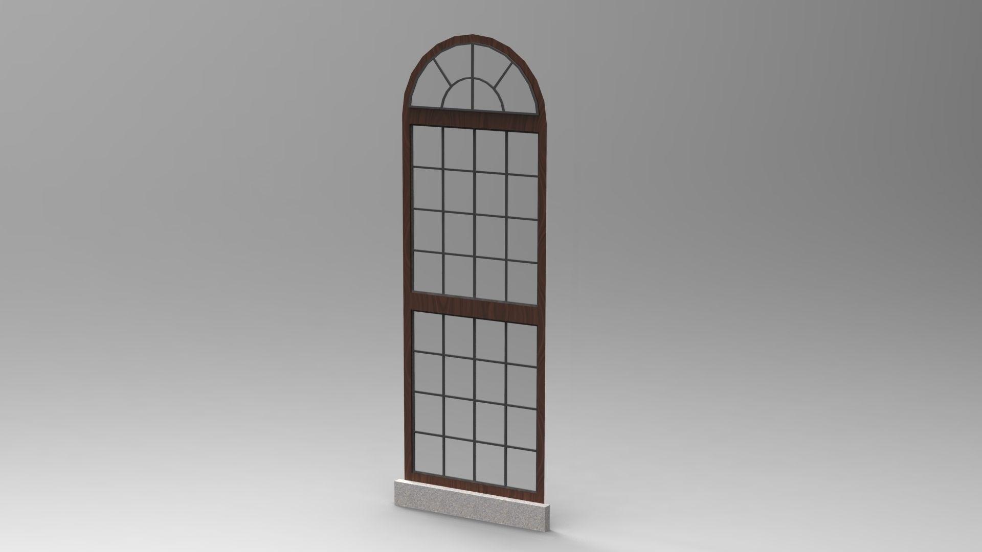 Window design 3 3d model skp for Window 3d model