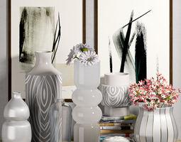 3D model Decorative set-05