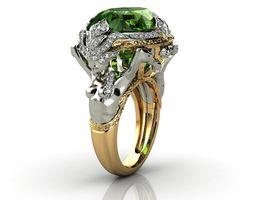 3D print model Ring Atlanta