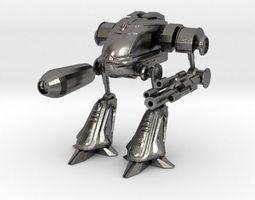 3D print model Mech Robot