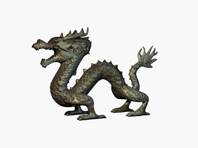 Asian Dragon3D model