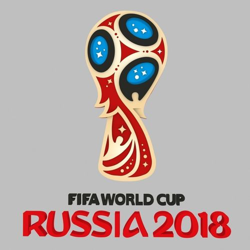fifa worl cup russia 2018 stl model for 3d printing 3d model max obj mtl 3ds fbx ma mb stl 1