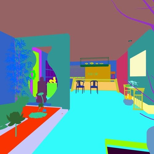 3D Office meeting room reception hall 09 CGTrader