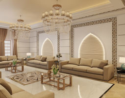 livingroom 3D majles - living room