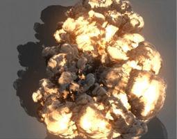 Maya Fluids Effects Assets Bundle animated game-ready