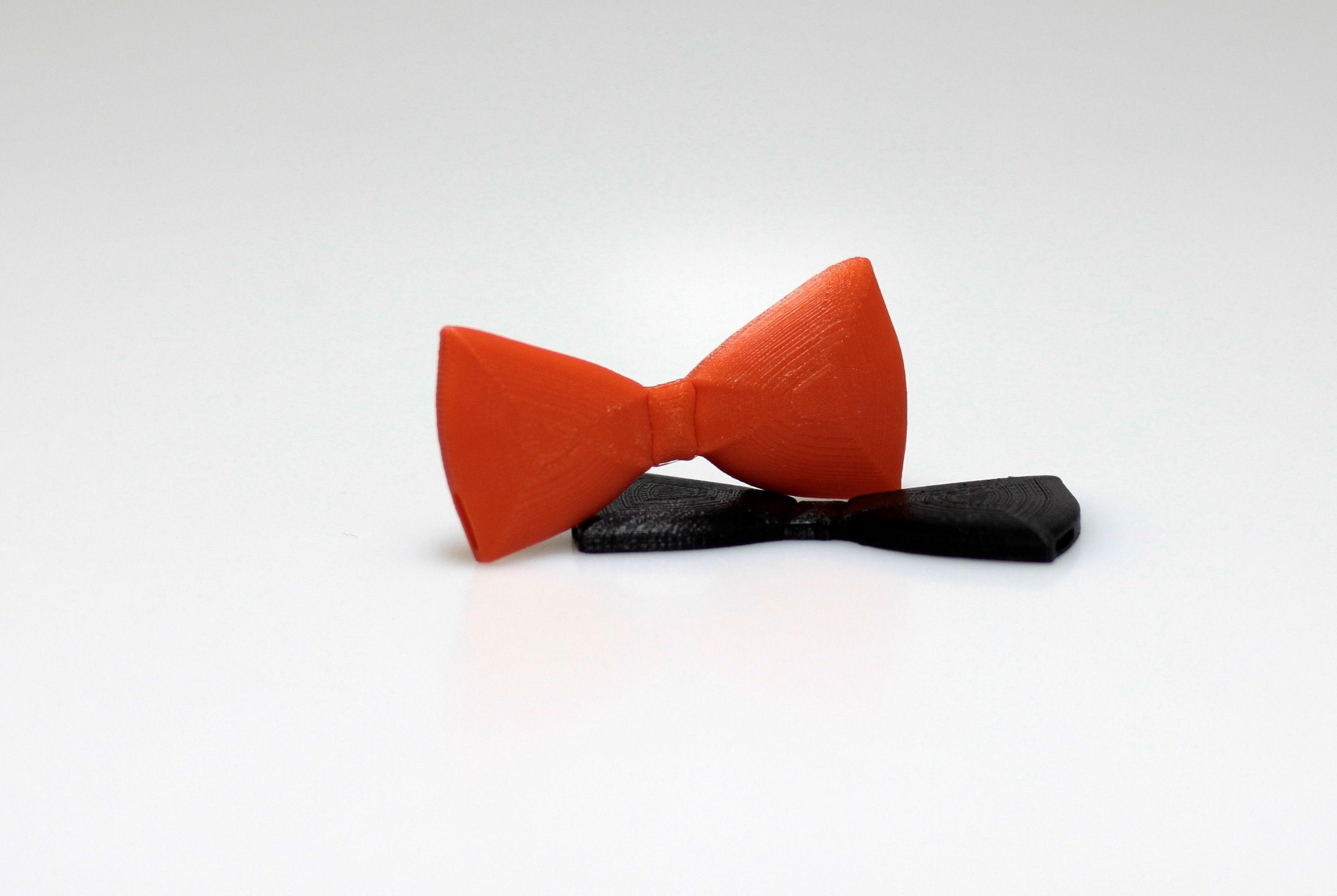 bow tie free 3d model 3d printable stl