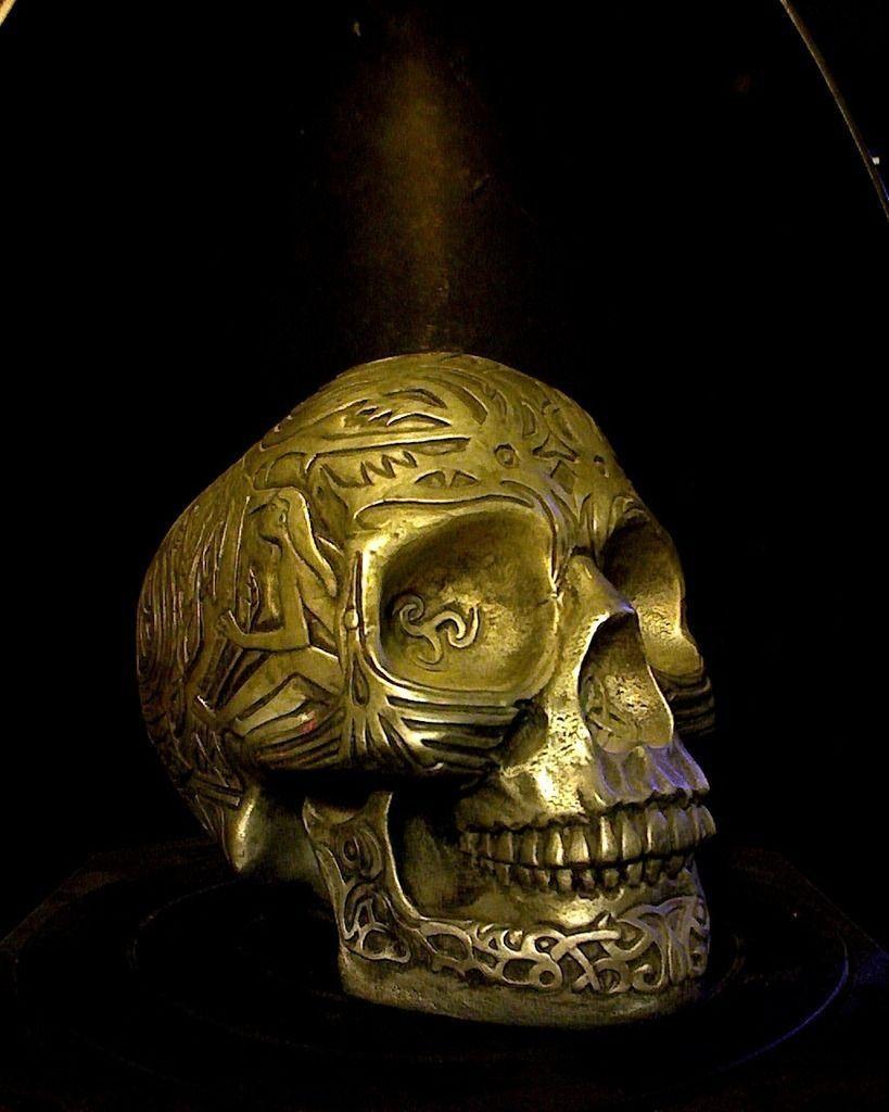 3D printable model Celtic skull | CGTrader