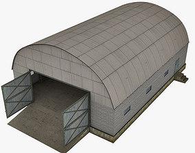 3D barn Hangar