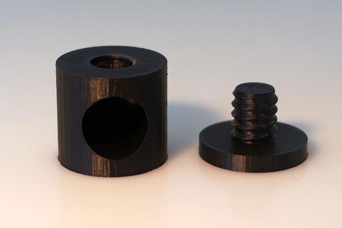 nut craker 3d model stl 1