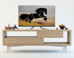 TV Furniture Tango 3D model