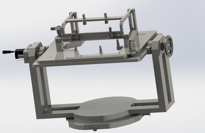 manually rotating tool 3d model obj mtl 3ds stl sldprt sldasm slddrw ige igs iges stp 1
