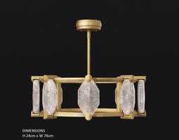 Fine Art Lamps Allison Paladino 872840 3D model