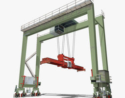3D Gantry Crane