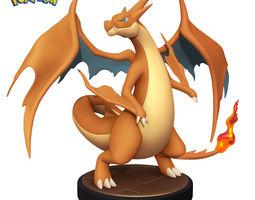 Pokemon Charizard Y - 3D Printable Figure - Toy