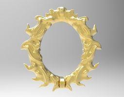 3D asset Sun Frame