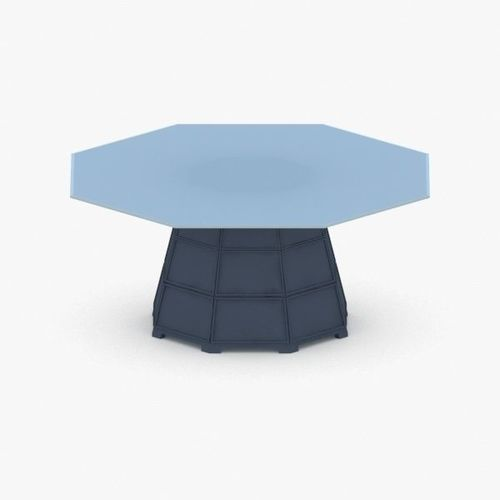 0275 - coffee table 3d model max obj mtl 3ds fbx dae pdf 1
