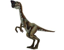 3D model Oviraptor