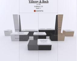 VelleroyBoch Subway 2 3D