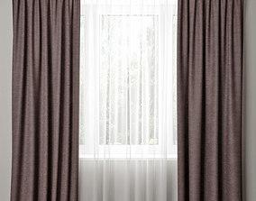 3D curtain 16