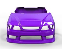 3D model Body Kit for Toyota Chaser M-Sport