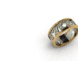 rings Ring 101 3D printable model
