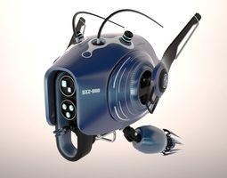 Drone SXZ600 3D model