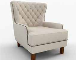 Gaines Chair 3D