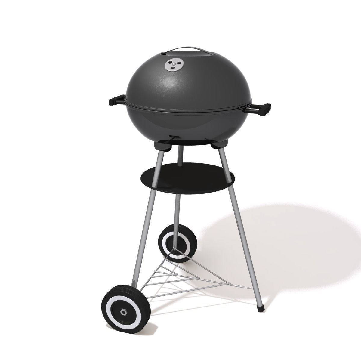 Barbecue Charcoal Grill
