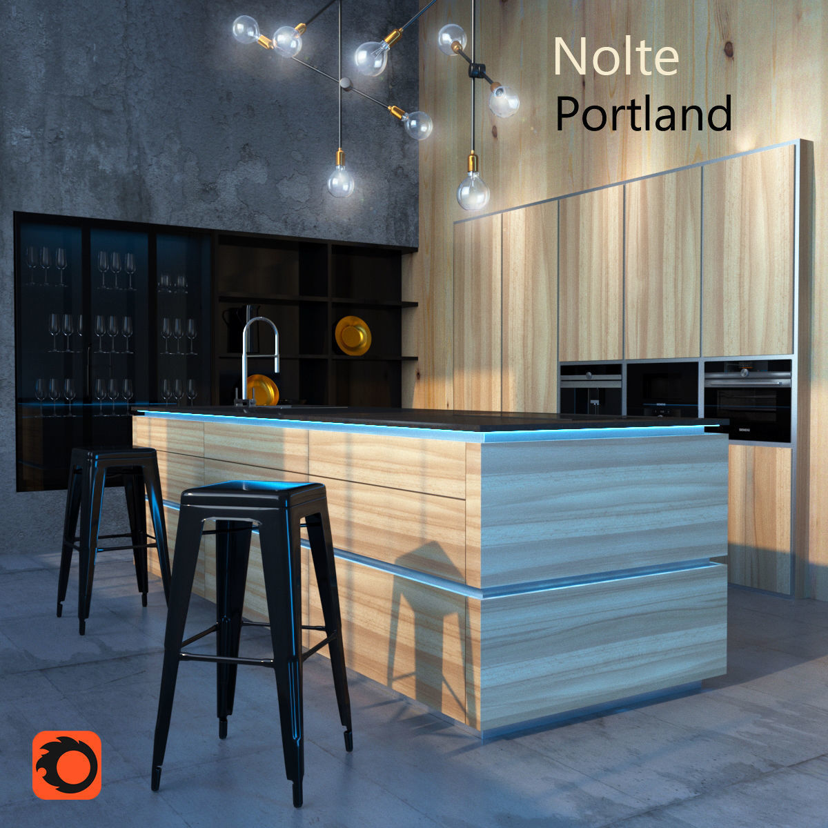 Kitchen Nolte Portland