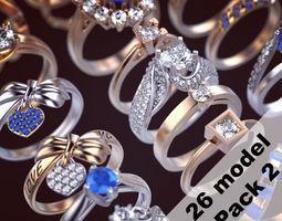 3D print model Pack ring 2