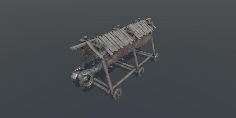 Battering Ram - Siege Tower