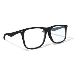 Glasses eye 3D model
