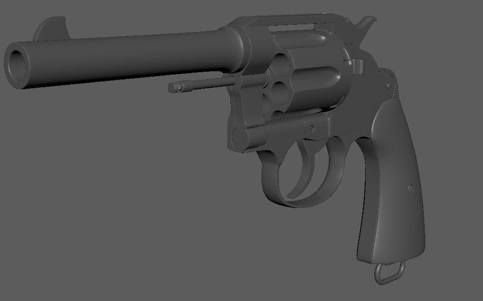 Colt 1917 Army DA 45acp