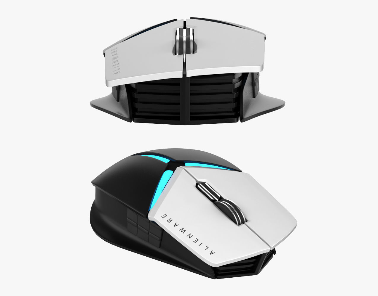 Alienware AW958 Elite Gaming Mouse I3D Drivers