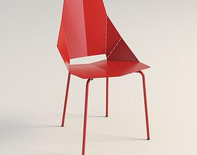 Real Good Chair Blu Dot 3D model