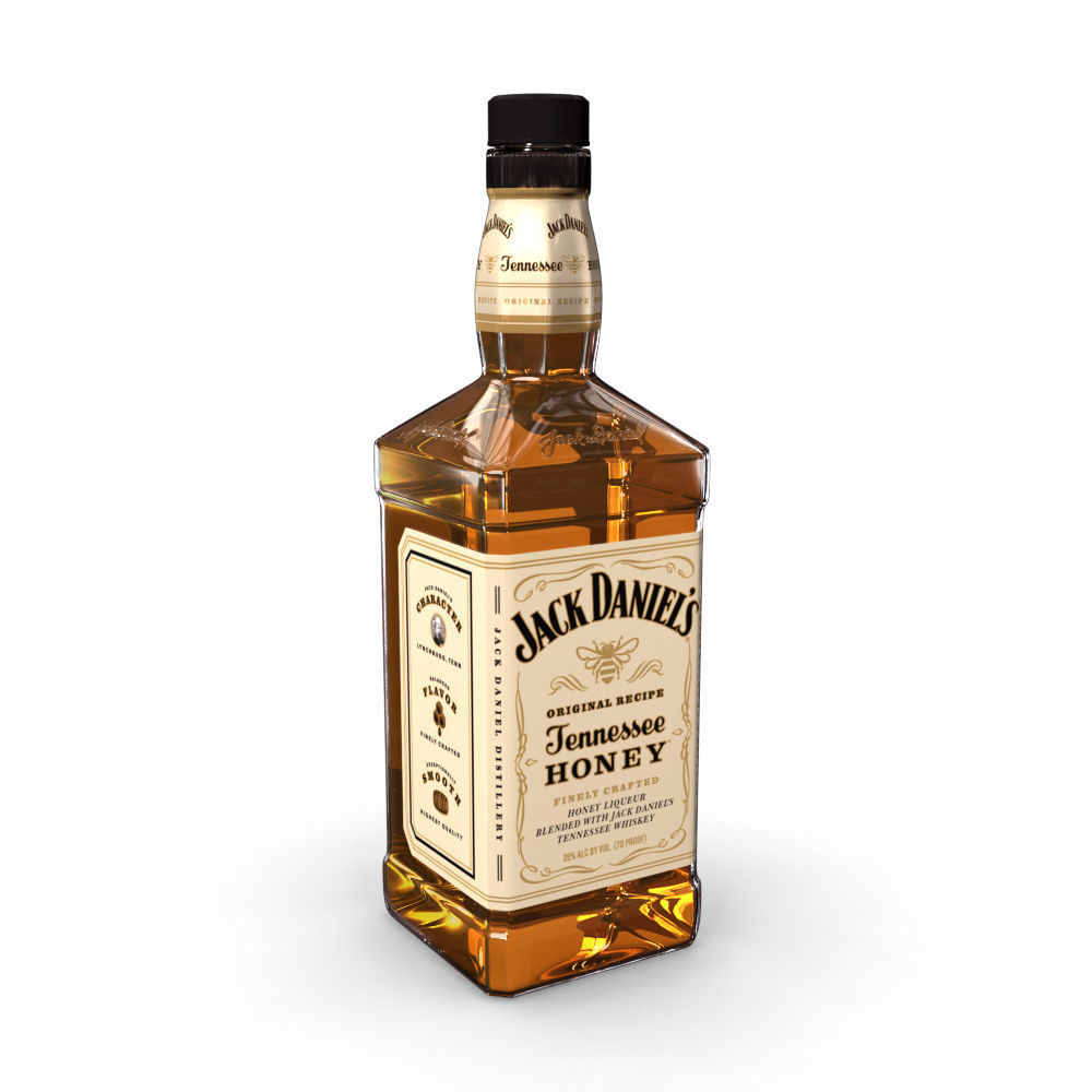 Jack Daniels Honey 70cl Bottle