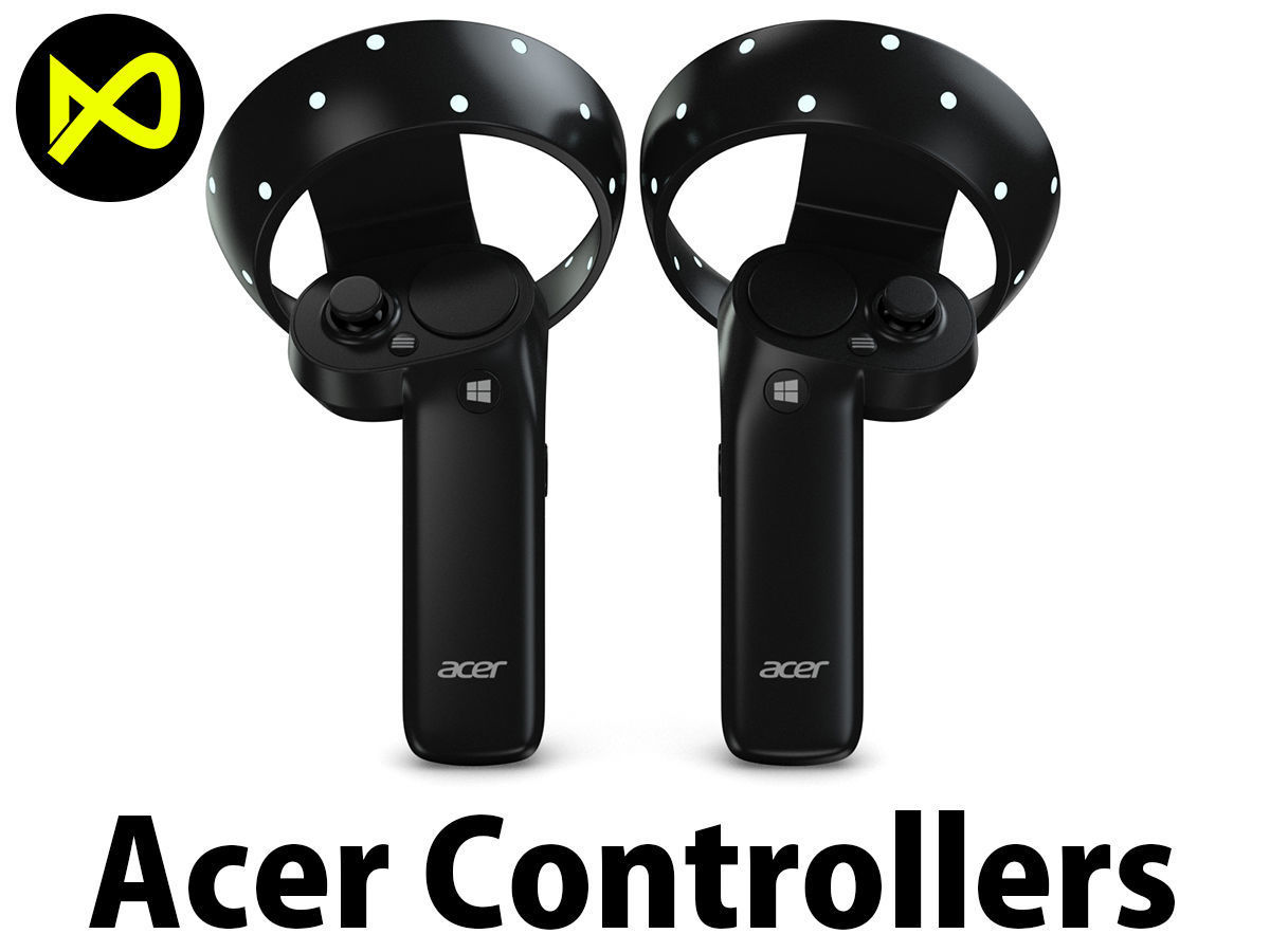 Acer Windows Mixed Controllers