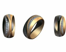 Ring 2 3D print model