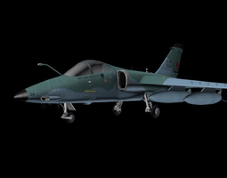 MX Brazilian Air Force 3D Model