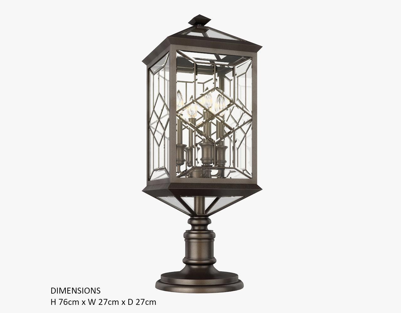 Fine Art Lamps Oxfordshire 880380ST