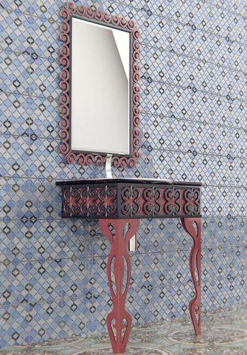 forget bathroom furniture marokko 3d model obj mtl fbx blend dae 1