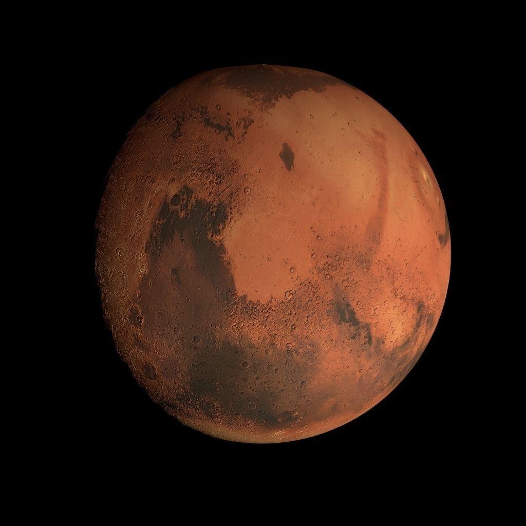 model of planet mars - photo #30
