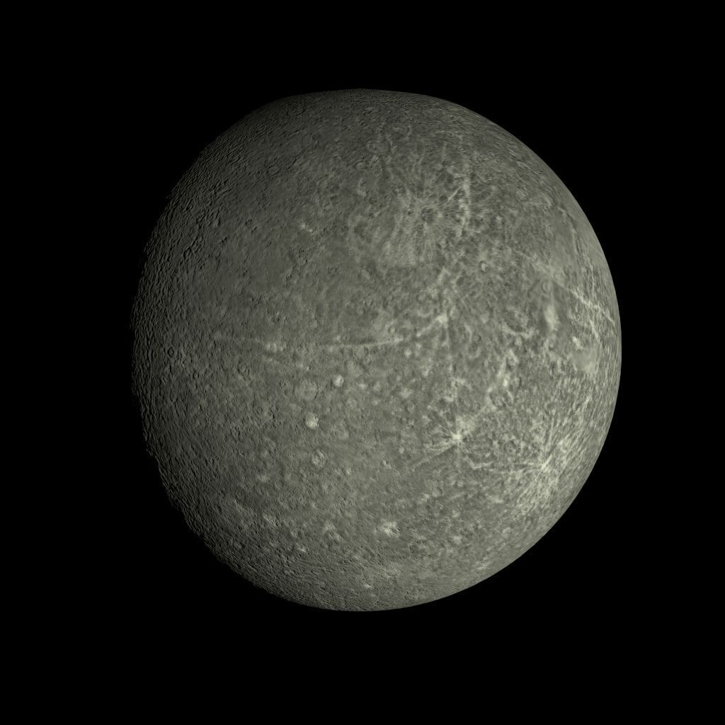 Animated Planet Mercury - Pics about space