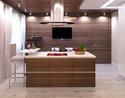 3D Kitchen italy