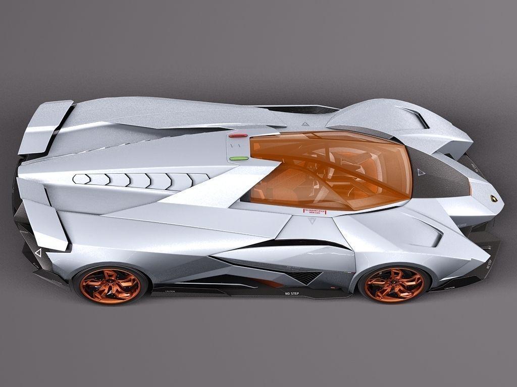 Lamborghini Concept 2013 Egoista Lamborghini Egoista Co...